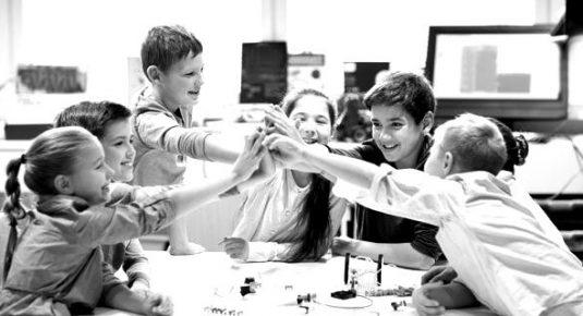 Kinderen coachen